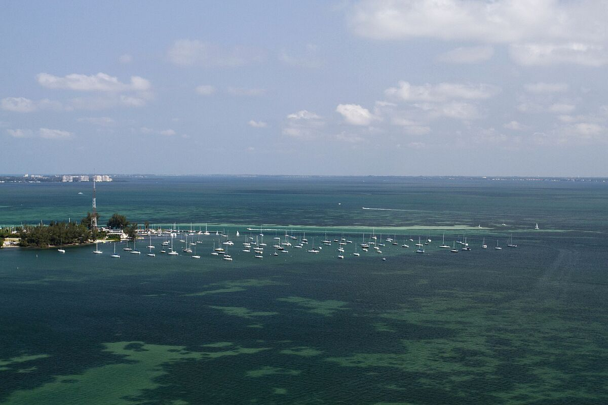 2015 Sarasota Aerial Shot