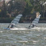High Wind Action in Worthington - Photo Credit: Midwest Speed Quest