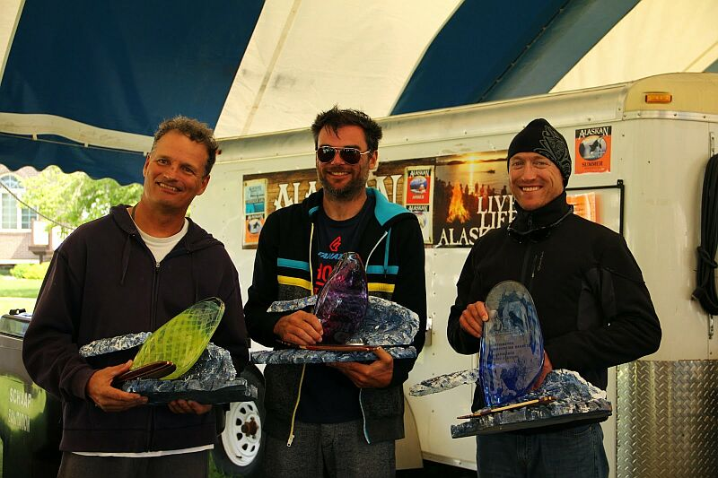 Formula Podium at the 2014 US Nationals: 1st Xavier Ferlet, 2nd Christophe Waerzeggers, 3rd Ron Kern