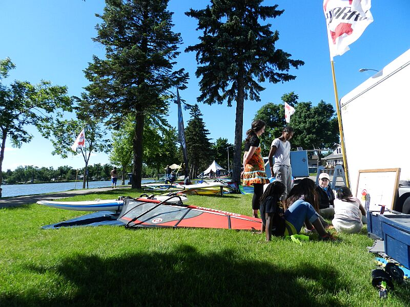 Free Windsurfing Instruction at the US Nationals!