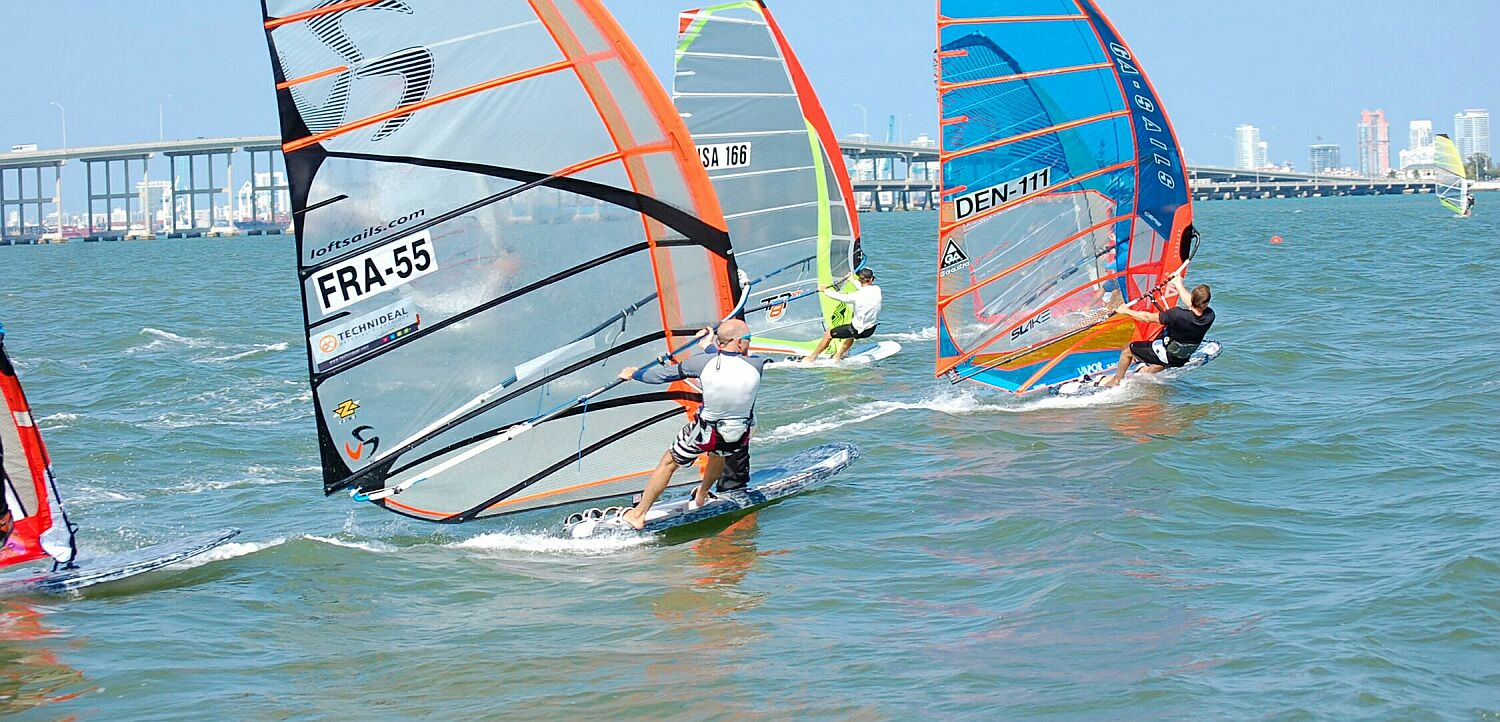 Finding The Right Formula In Miami Us Windsurfing