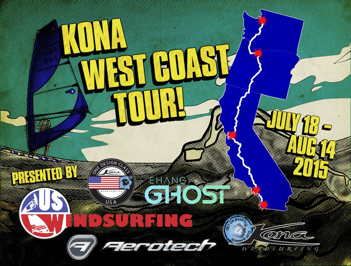 2015 Kona West Coast Tour