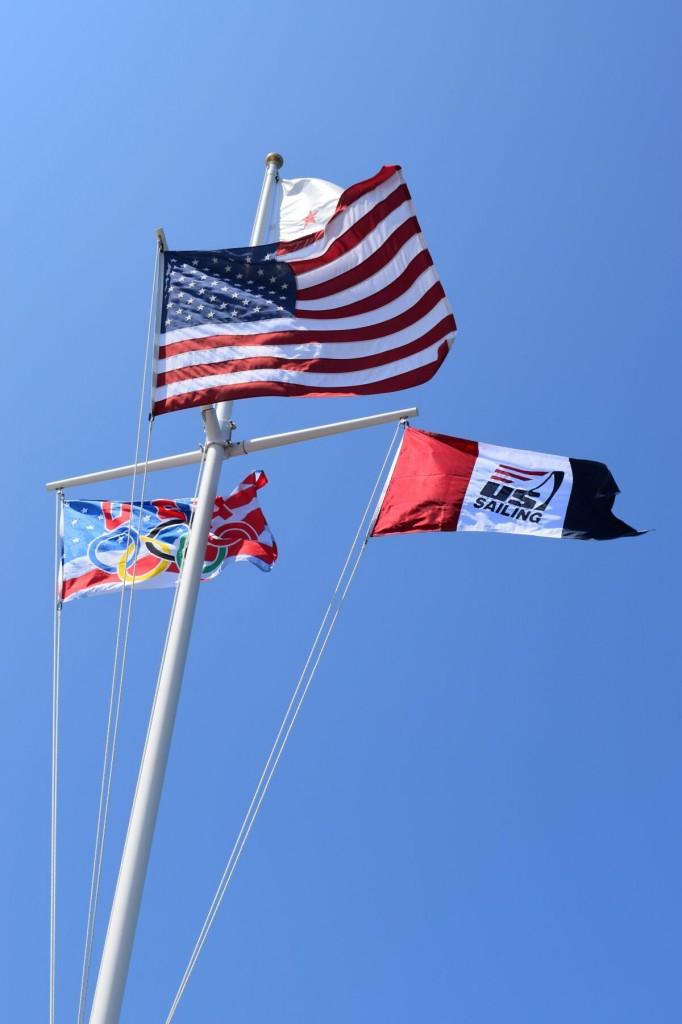 JO flags